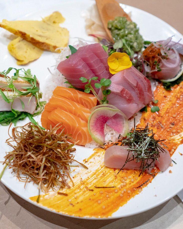 Kru Contemporary Japanese, Restaurant, Sacramento